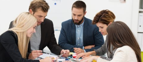 Three Ways to Create Collaborative Teams